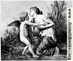 [Picture: Venus and Cupid]