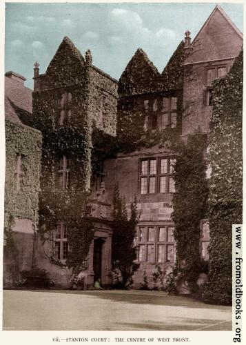 [Picture: Stanton Court: The Centre of West Point]