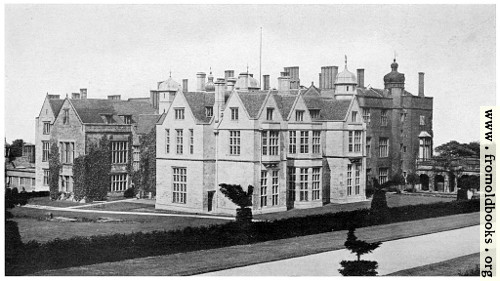[Picture: 108.—[Beadesert Hall] From the South-West.]