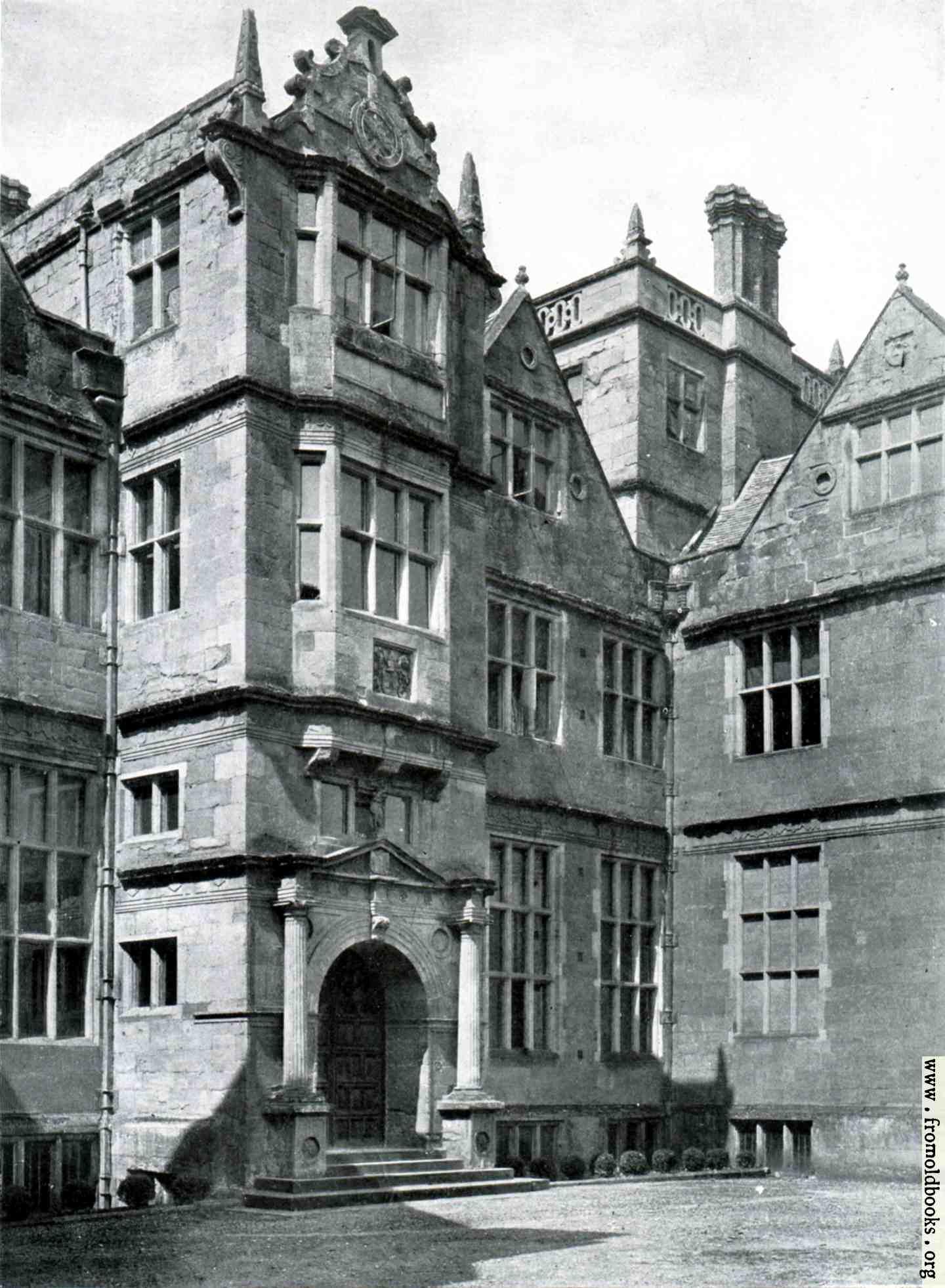 169 Condover Hall Shropshire
