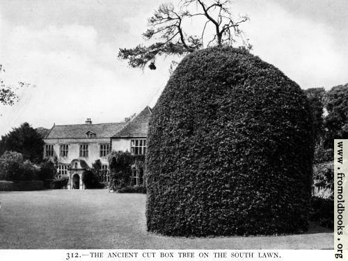 [Picture: 312.—Avebury Manor, Wiltshire]