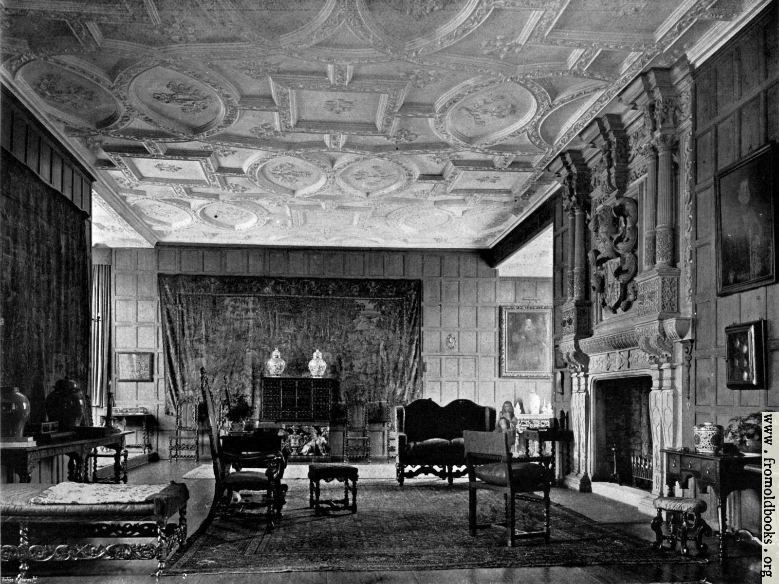 [Picture: 335.—The Great Chamber, Looking North.]