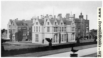 [picture: 108.---[Beadesert Hall] From the South-West.]