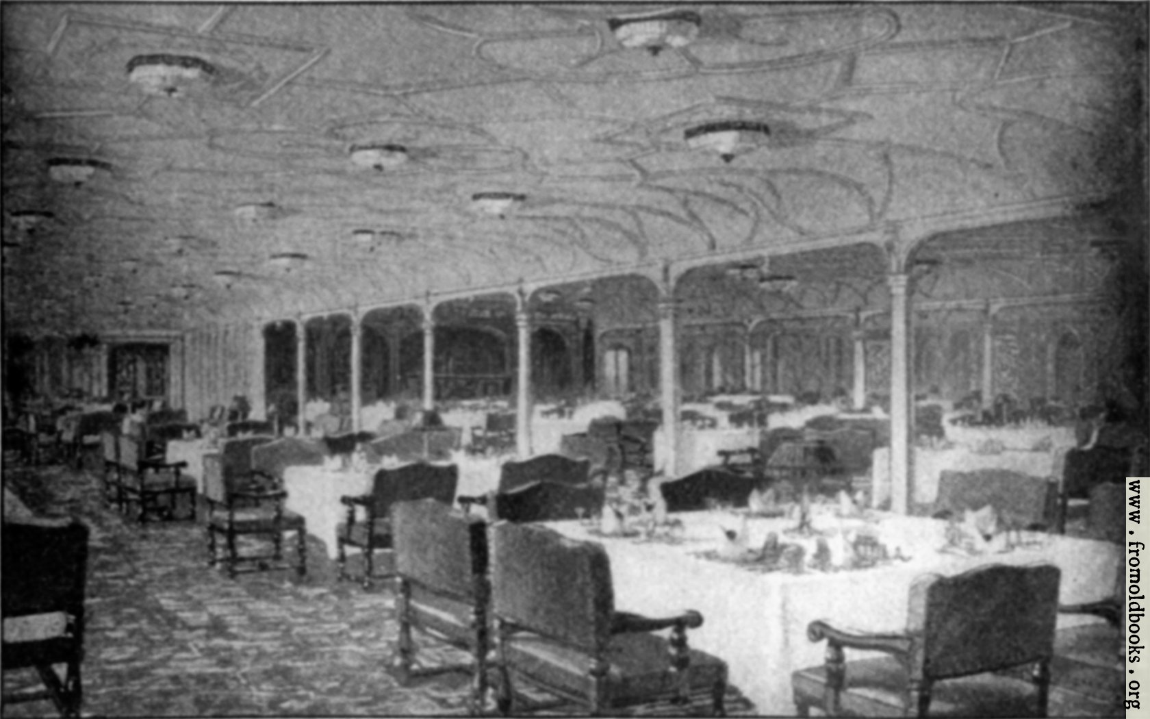 The grand dining