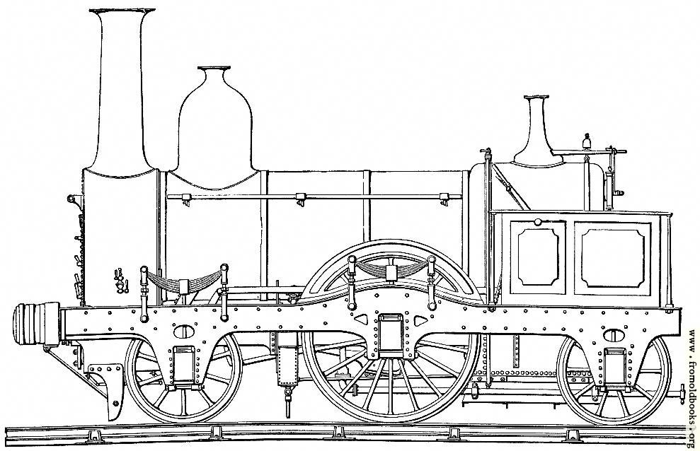 [Picture: Sharp, Brothers, And Co.'s Engine]