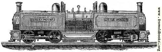 [Festiniog Railway Locomotive]