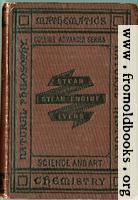 [picture: Front Cover of Evers' `Steam and the Steam Engine']