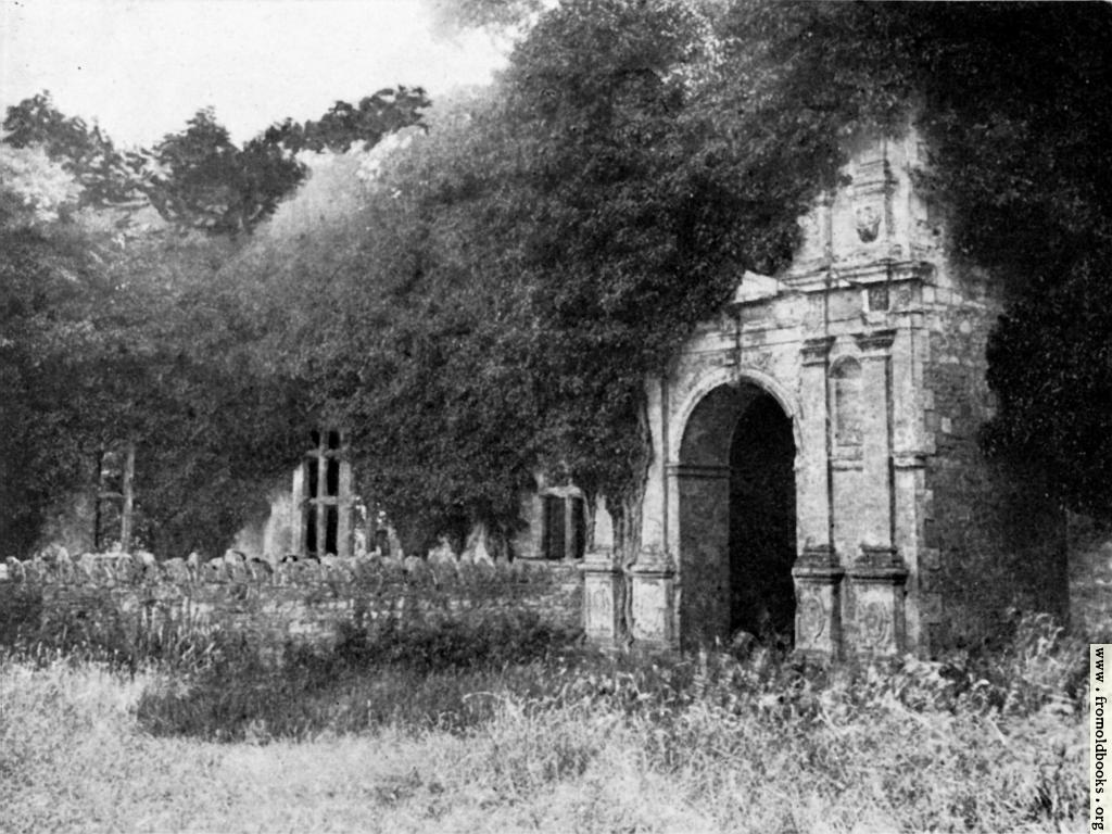 [Picture: Abbey Ruins, Elstow]