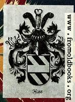 Bookplate for 1581 Geneva Bible