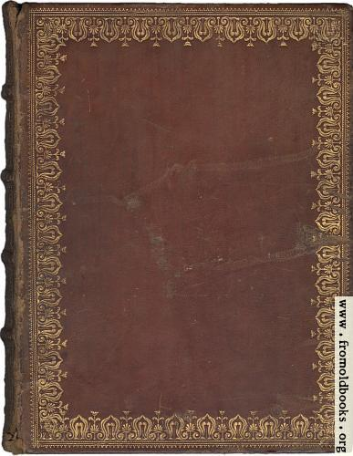 Book Front Cover Layout : Front cover geneva bible