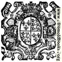 Heraldic Crest from the end of Revelation