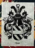 [picture: Bookplate for 1581 Geneva Bible]