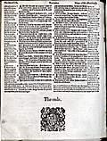Revelation Chapter 22, 1581 Geneva Bible