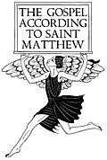 [Picture: Gospel of Matthew]