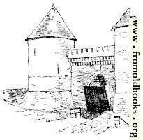 [picture: Castle sketch]