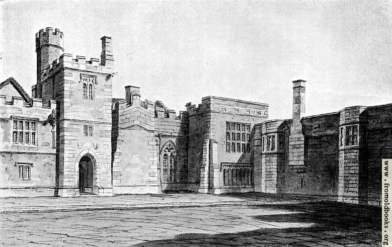 [Picture: 25.  Haddon Hall, Derbyshire]