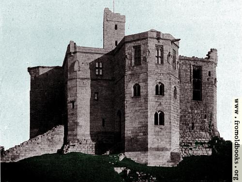 [Picture: Warkworth Castle, Desktop Background Version]