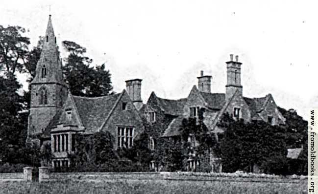[Picture: 113. Pilton Manor House]