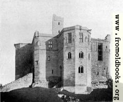 [picture: 45. Warkworth Castle, Northumberland]