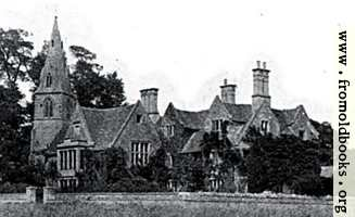 [picture: 113. Pilton Manor House]