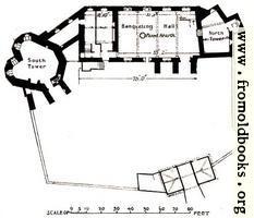 [picture: 19. Stokesay Castle, Shropshire (cir. 1240-90).]