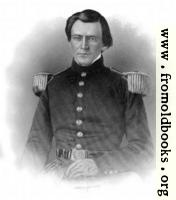 Brevet Second Liutenant U. S. Grant at the Age of 21 Years