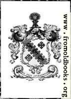 Bookplate (ex libris) from Volume III