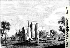 [picture: Leibourn Castle, Kent, Plate 1]
