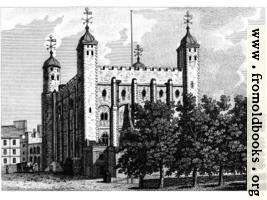 [picture: The White Tower, or Tower of London]