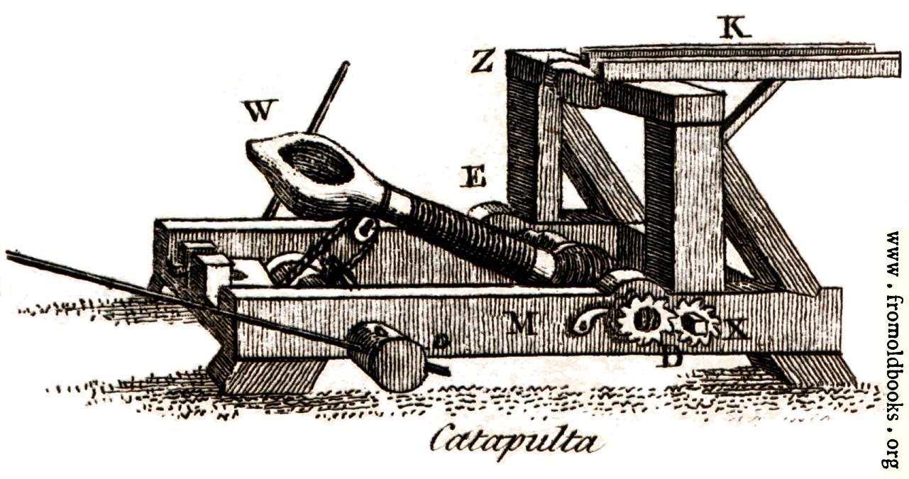 [Picture: Catapulta [Catapult]]