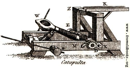 [Picture: Catapulta [Catapult]]
