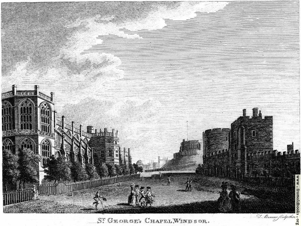 [Picture: St. George's Chapel, Windsor]