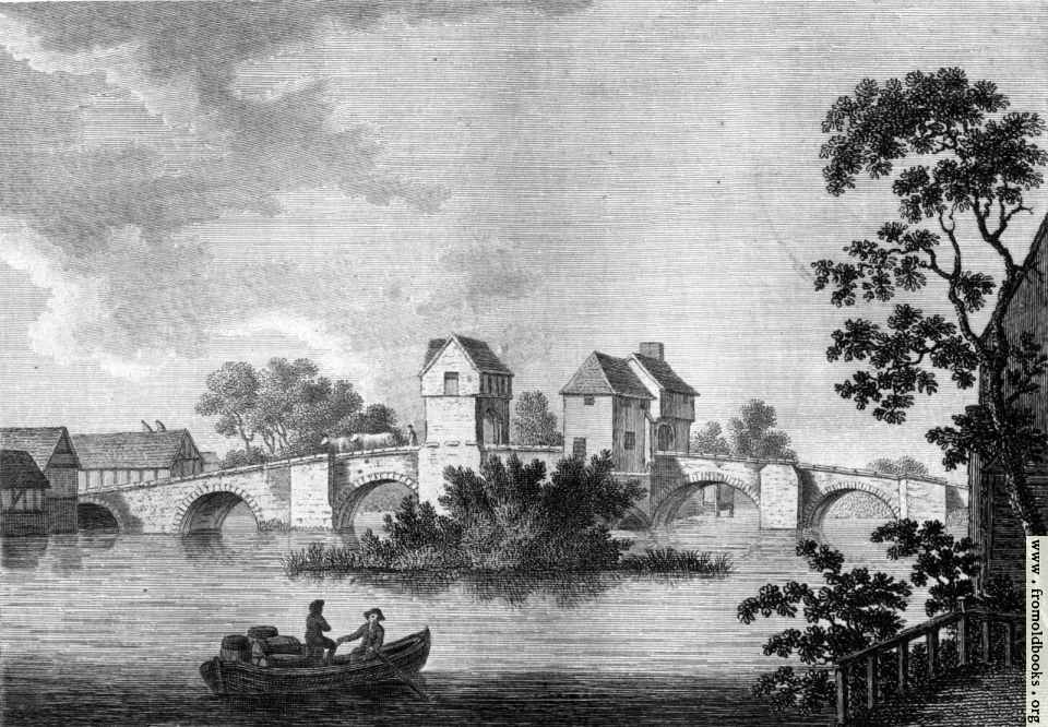 [Picture: Bedford Bridge]