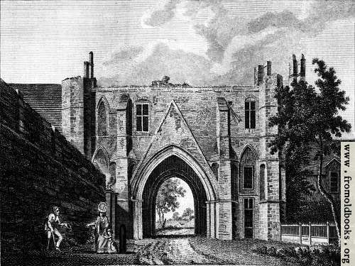 [Picture: Reading Abbey (Background 1)]