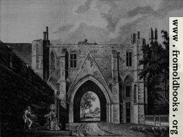 Reading Abbey (Background 2)