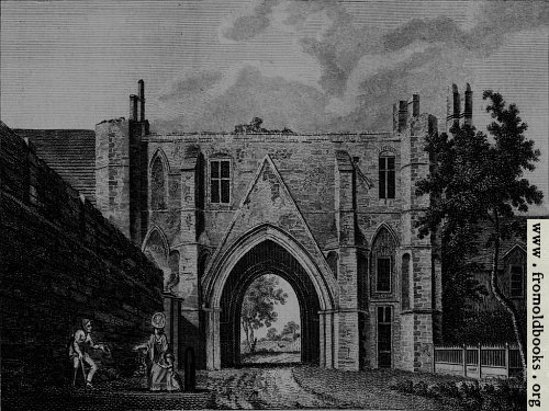 [Picture: Reading Abbey (Background 2)]