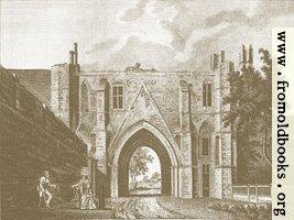 Reading Abbey (Background 4)