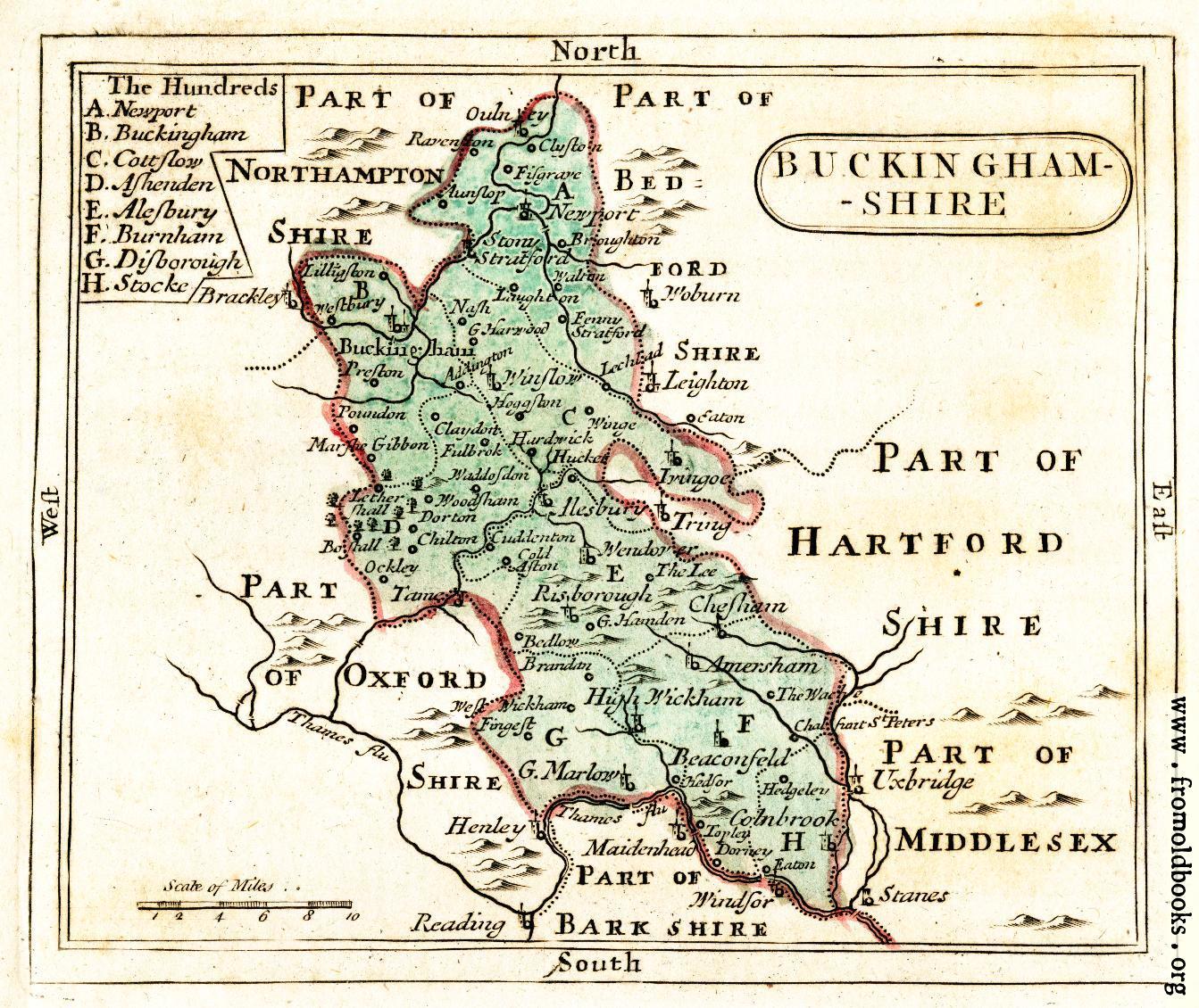 [Picture: Buckinghamshire]
