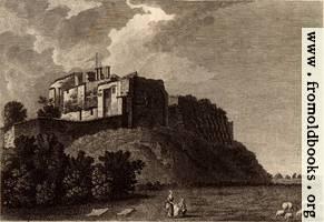 Carlisle Castle, Cumberland