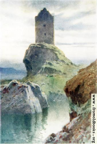 [Picture: Smailholm Tower]