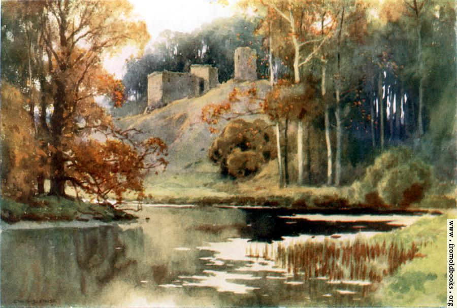 [Picture: Roxburgh Castle]