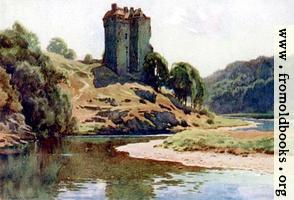 [picture: Neidpath Castle]