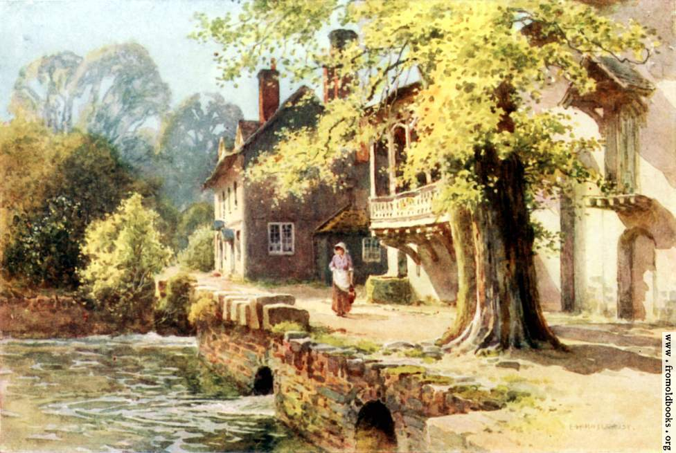 [Picture: Guy's Cliffe Mill, Warwick]