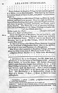 [Picture: Leland's Itinerary, Volume 1 Page 2]