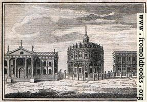 [picture: Sheldonian Theatre from Title Page]