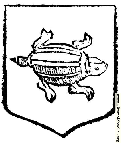 [Picture: Gawdey of Norfolk: The silver tortoise]