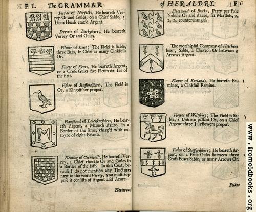 [Picture: Ferrar of Norfolk– Fodon of Staffordshire]