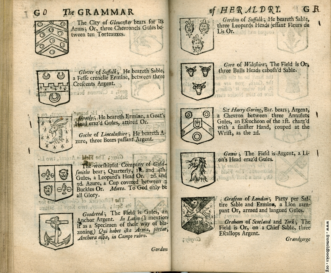 [Picture: The City of Gloucester– Graham of Scotland and York]