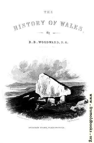 [Picture: Title Page, History of Wales]
