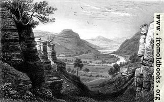 [Picture: The Wye at Aberedwy]